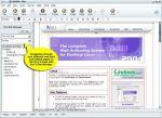 Nvu - edytor WWW dla Linuksa