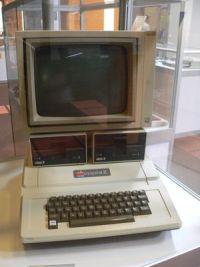 Apple II - szczytowe osiągnięcie Wozniaka? fot. Wikipedia