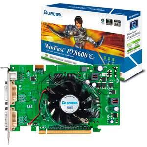 WinFast PX8600 GT TDH (Limited ZALMAN Edition)