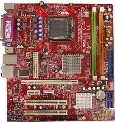 MSI 945GCM5 V2 (FSB 1333)