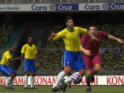 Obejrzyj pierwszy filmik z Pro Evolution Soccer 2008