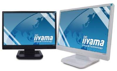 Nowe monitory iiyamy