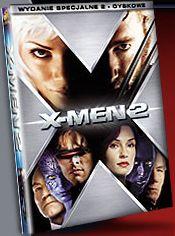 X-Men 2 - na dwóch płytach
