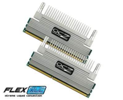 DDR3 PC3-12800 FlexXLC Edition (źródło: www.ocztechnology.com)