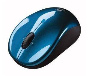 Logitech V470 Cordless Laser Mouse for Notebooks
