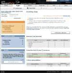 Konola webowa pozwala na przeglądanie aktualnych procesów