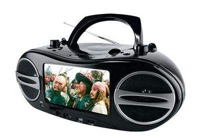 Go Video Portable Movie/Music