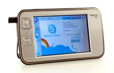 Nokia N800 pracuje pod kontrolą systemu stworzonego na bazie Linuksa