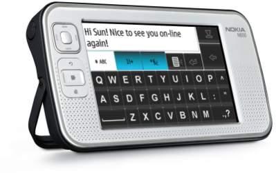 Komunikacja tekstowa za pomocą dużej klawiatury ekranowej