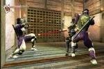 Screen z pierwszego Ninja Gaiden