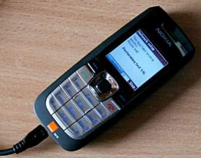 NOKIA 2610 z kablem miniUSB