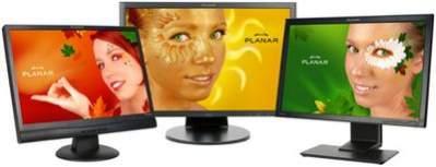Nowe monitory z serii PX