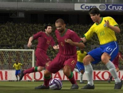 GC 07: Pierwsza prezentacja Pro Evolution Soccer 2008!