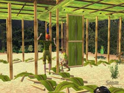 The Sims: Castaway