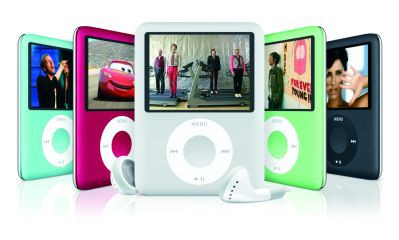 Nowy iPod nano - szerszy, niższy, z większym ekranem