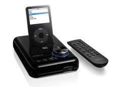 Bezprzewodowy Creative Xdock dla iPodów.
