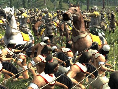 Medieval II: Total War: Królestwa na rynku