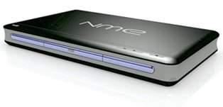 ML622S - odtwarzacz HD VMD firmy New Medium Enterprises