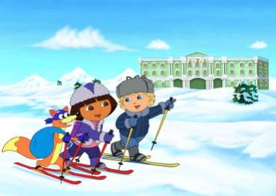 Telewizyjna wersja Dora the Explorer