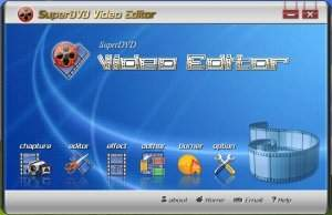 SuperDVD Video Editor.