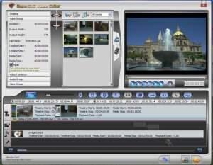 Źródłem projektu jest zestaw plików multimedialnych składających się na projekt.