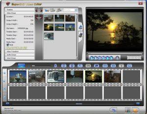 W module do DVD authoringu tworzymy interfejs płyty oglądany potem w czytniku DVD.