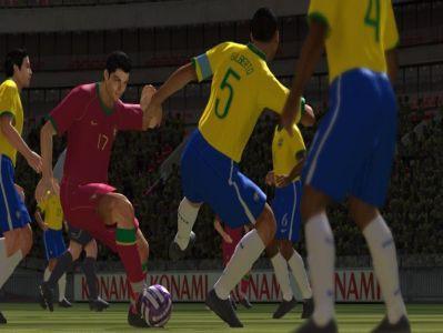 Premiera Pro Evolution Soccer 2008 w październiku