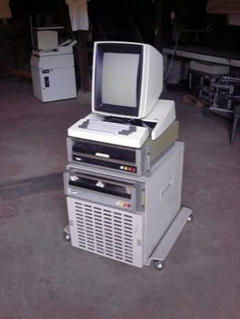 Xerox Alto (fot. Digibarn.com)