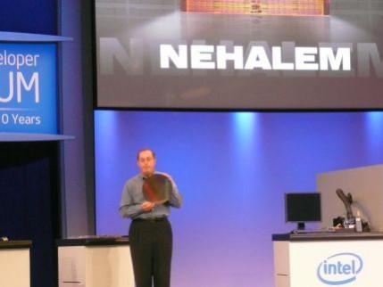 IDF 2007 (relacja na żywo) 32 nm praktycznie gotowe