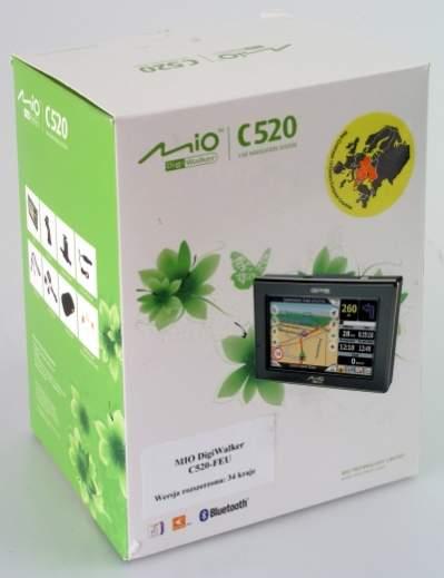 Pudełko Mio C520