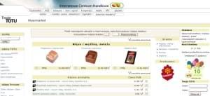 Interfejst ToTu.com wygląda na tak stary jak sam sklep