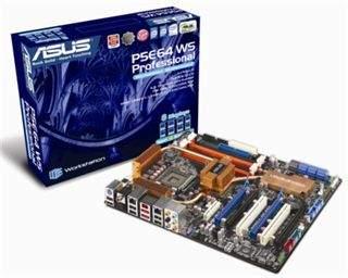 Asus P5E64 WS Professional