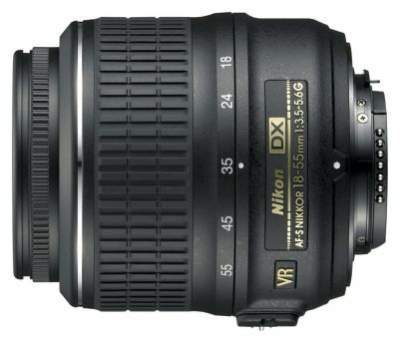 AF-S VR Zoom-Nikkor DX 18-55mm