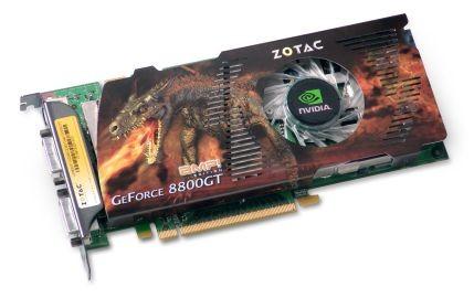 Tańszy nie znaczy wolniejszy: GeForce 8800 GT vs GeForce 8800 GTS 512 MB