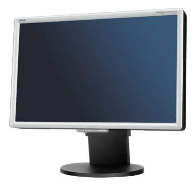 NEC MultiSync LCD2470WVX