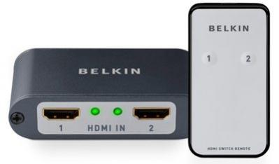 HDMI 2-to-1 Video