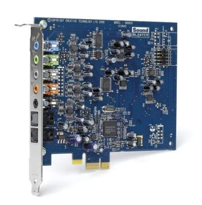 Sound Blaster X-Fi Xtreme Audio PCI Express