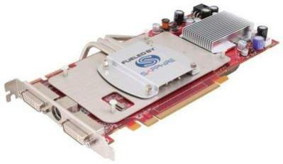Sapphire HD 3850 ULTIMATE Edition