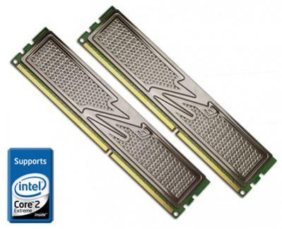 OCZ: DDR3-1800 z obsługą XMP