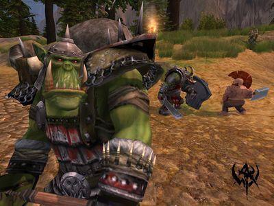 Pół miliona beta-testerów Warhammer Online