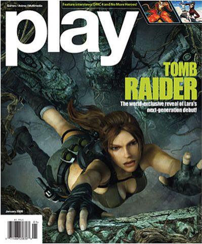 Pierwsze szczegóły o Tomb Raider: Underworld!