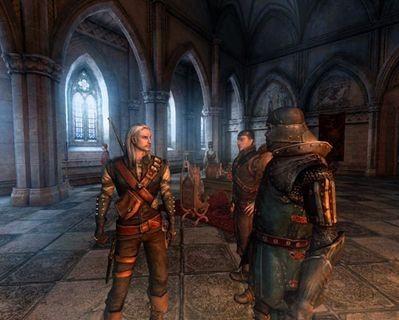 Wiedźmin wśród 10 najlepszych gier PC według GameSpy