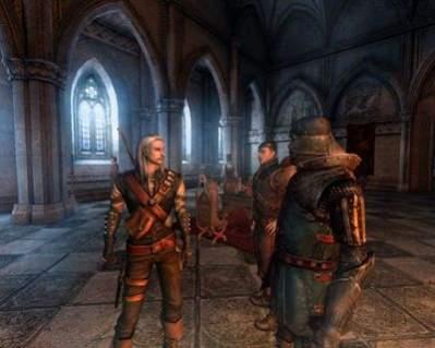 Wiedźmin - najlepsza gra RPG na PC 2007