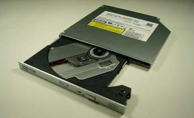 9,5-milimetrowy napęd Blu-ray dla notebooków
