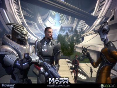 Mass Effect - Recenzja jednego z najlepszych RPG roku!