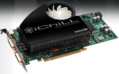 i-Chill GeForce 8800GT z Accelero X1