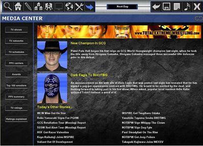 Zapowiedziano Total Extreme Wrestling 2008