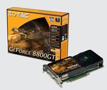 GeForce 8800 GTS 512MB AMP! Edition
