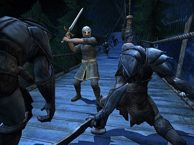 Lord of the Rings Online zgodny z DirectX 10