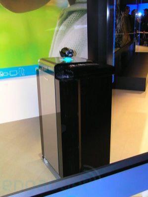 CES 2008: Panasonic prezentuje system transmisji audio-wideo, oparty na standardzie WirelessHD (źródło: engadget.com)